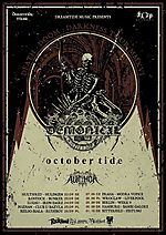 October Tide / Demonical / Author Wrocław