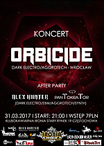 Koncert Orbicide + after party!