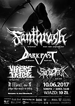 Fanthrash / Darkpast / Vipers Tribe / Sacrofuck