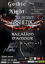 Gothic Night 2017 Poznań