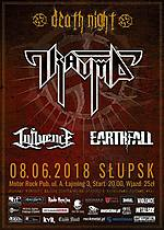 Trauma / Influence / Earthfall Słupsk