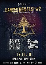 Hanged Men Fest #2: ROSK / Death Has Spoken Białystok