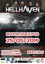 HellHaven + Beyond The Event Horizon Słupsk