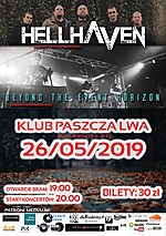 HellHaven + Beyond The Event Horizon Gdańsk