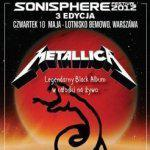 Metallica, Sonisphere 2012, Sonisphere, Machine Head, Gojira