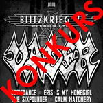 Vader, konkurs, Eris Is My Homegirl, Blitzkrieg, death metal, grindcore,