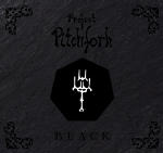 Project Pitchfork, Black, electro, industrial, darkwave, gothic rock