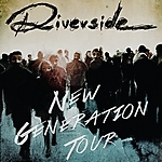 Riverside, New Generation Tour, trasa koncertowa, Maqama, koncerty, Shrine of New Generation Slaves, rock progresywny, progressive rock