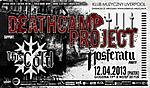 Deathcamp Project, This Cold, Jesus Rodriguez, Koncerty