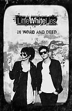 Little White Lies, In Word and Deed, garage, rock'n'roll, psychodelic rock
