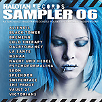 Halotan Records Sampler 06, Halotan Records, dark independent