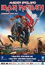 Iron Maiden, Live Nation