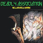 Deadly Association, Hellish Dellusions, black metal, Burzum, Dave Mustaine, thrash metal, Varg Vikernes, Det Som Engang Var, death metal, ambient, HellHaven, Nunslaughter, Sebastian Najder
