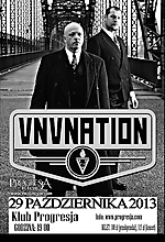 VNV Nation, Koncerty, VNV Nation w Polsce, futurepop, EBM, electro, Transnational