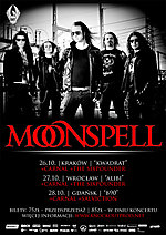 Moonspell, Carnal, Fernando Ribeiro, gothic metal, metal, rock, gothic rock,