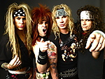 glsm, metal, Steel Panther, Koncerty, glam metal, heavy metal, rock