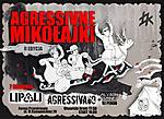 Agressivne Mikołajki, Koncerty, industrial, electro, rock, metal, Agressiva 69, Lipali