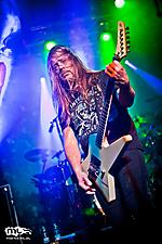Children of Bodom, Halo of Blood, Roope Latvala, koncert