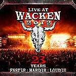 Live At Wacken 2012, Testament, Saxon, Djerv, Overkill, Cradle Of Filth, Decapitated, Moonspell, Mystic Production