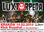 Luxtorpeda, garage, punk, rock, Koncerty