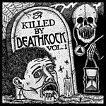 Various Artists, Killed by Deathrock Vol. 1, Killed by Deathrock, post punk, deathrock, dark punk, gothic rock, Sacred Bones Records