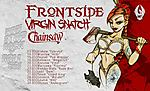 Frontside, Virgin Snatch, Chainsaw, Koncerty, deathcore, metal, heavy metal, trash metal, death metal, hard rock