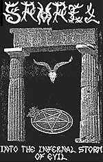Samael, Into The Infernal Storm Of Evil, Mayhem, Carnage, Vorph, Worship Him, Xy