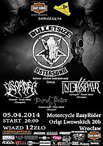 Bulletsize, Disorder, InDespair, Demon Jester, death metal, thrash metal, heavy metal, metal, Koncerty