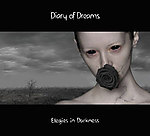 Diary Of Dreams, Elegies in Darkness, Accession Records, darkwave, electro, dark electro