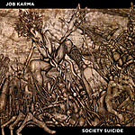 Job Karma, Society Suicide, dark wave, electronic, dark ambient, industrial, visual