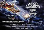 Amon Amarth, Infernal Maze, Progresja Music Zone, Groinchurn, Johan Hegg, Hypnos, Krabathor, death metal, Progresja Cafe, Thunderwar, Deceiver Of The Gods