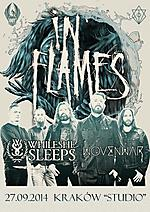 While She Sleeps, Wovenwar, In Flames, heavy metal, hard rock, death metal, groove metal, melodic metalcore