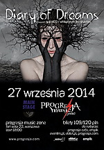 Diary Of Dreams, Spiral69, Whispers In The Shadow, darkwave, gothic, electro