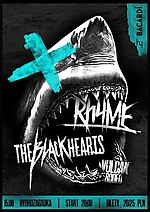 Rhyme, The Black Hearts, Vulcan Rodeo, grunge, metal, rock'n'roll, hard core