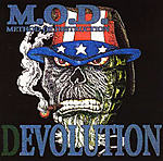 M.O.D., Billy Milano, Rob Moschetti, Dave Chavarri, Tom Klimchuck, Pro-Pain, Devolution, hardcore, thrash metal, punk rock, crossover, rock and roll