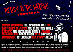 Return To The Batcave Festival 2014, Return To The Batcave Festival, post-punk, zimna fala, deathrock, gothic-rock, synth-punk