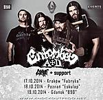 Entombed AD, Grave, Implode, death metal, death'n'roll, metal