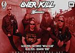 Overkill, Sanctuary, metal, thrash metal
