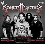 Sonata Arctica, Freedom Call, power metal, metal