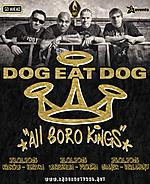Dog Eat Dog, hardcore punk, metal, rap, All Boro Kings