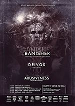 Banisher, Deivos, Abusiveness, metal, death metal, technical death metal