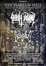 Christ Agony, black metal, doom metal, Legacy, Nocturn, Beheaded, Devilish Impressions