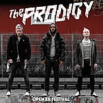The Prodigy, Open'er Festival, The Day Is My Enemy, electronica