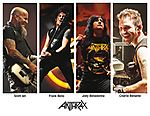 Anthrax, metal, thrash metal, Worship Music