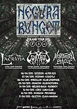 Negură Bunget, Grimegod, Lacrima, Northern Plague, black metal, doom metal, death metal, folk metal