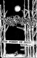 Darkstorm, Lord Darkstorm, The Forest Of Magic Rain, Christ Agony, Euronymous, black metal, Anton LaVey, Mayhem, Metallica, Baron Records