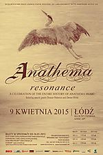 Anathema, atmospheric rock, rock, hard rock, post metal