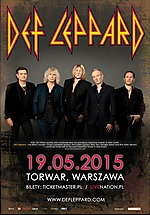 Def Leppard, hard rock, heavy metal, glam metal