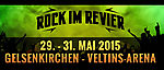 Rock im Revier, Metallica, Faith No More, Kiss, Judas Priest