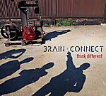 Brain Connect, Think Different, progressive rock, experimental rock, fusion